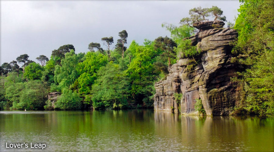 Plumpton Rocks - Heaven on Earth